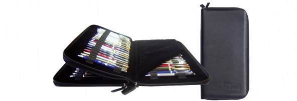 80 pen collection case