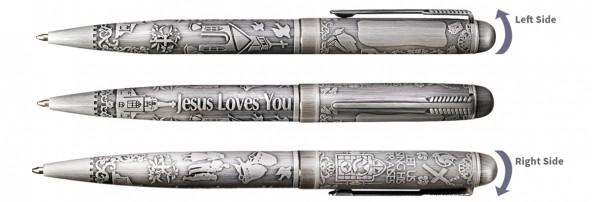 Christianity Pen