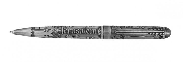 Judaica Pen - Jerusalem of Gold