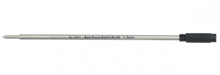 ball pen refill 1 pack 116mm (German tip, German black ink)