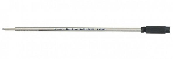 ball pen refill 1 pack 116mm (German tip, German black ink)
